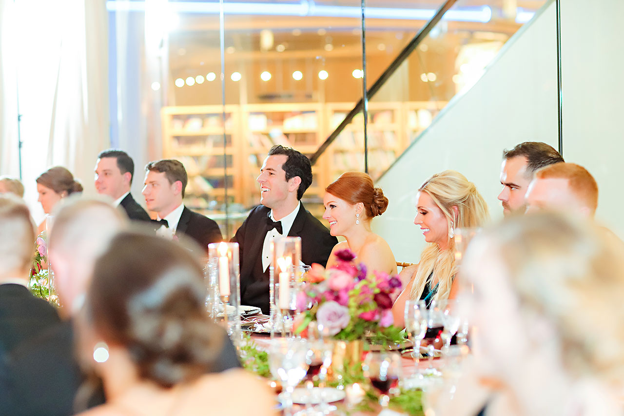 Marianne Steven Indianapolis Central Library Wedding 283