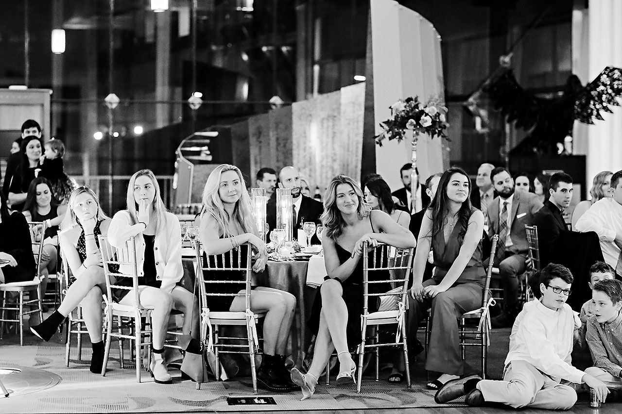 Marianne Steven Indianapolis Central Library Wedding 281
