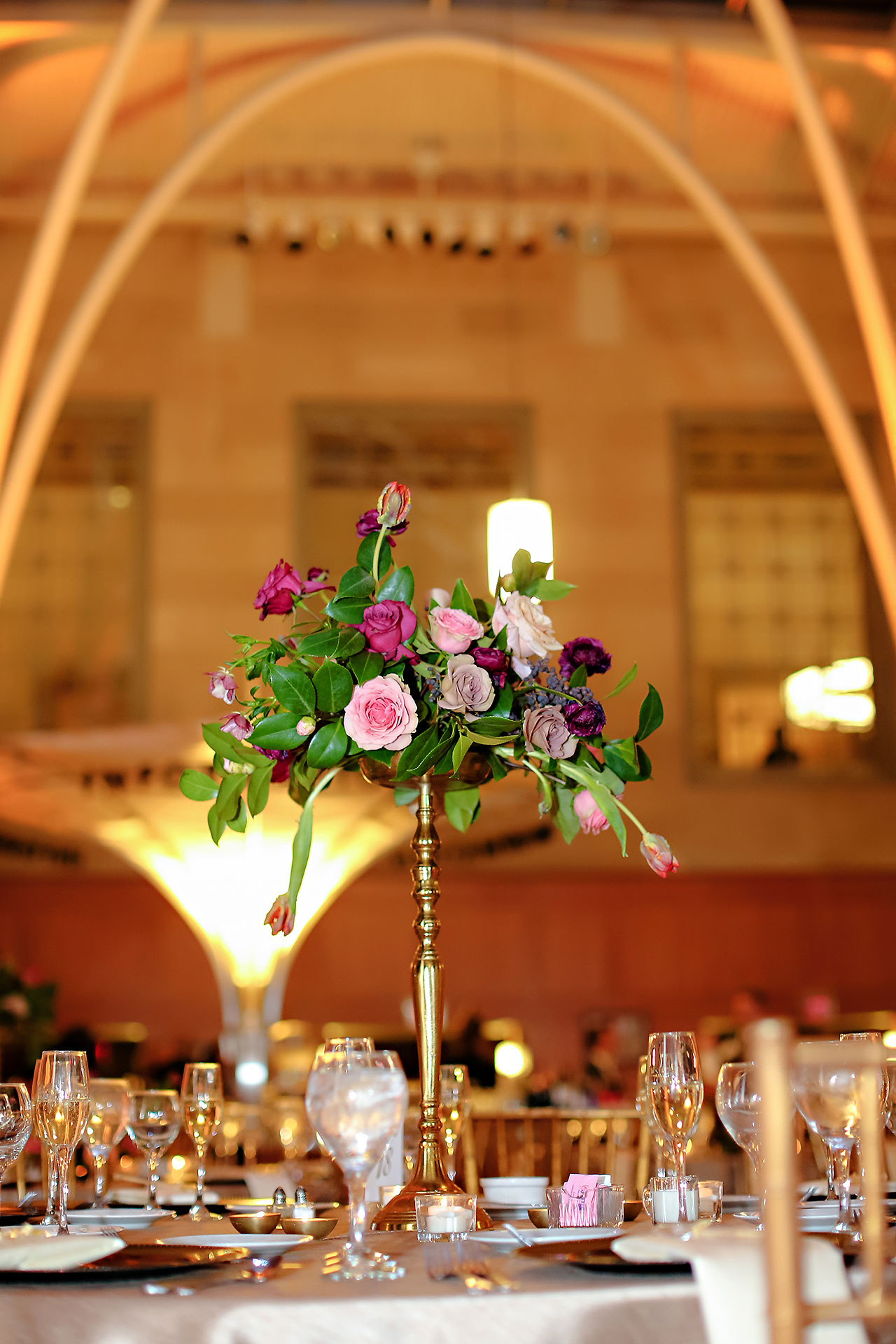 Marianne Steven Indianapolis Central Library Wedding 244