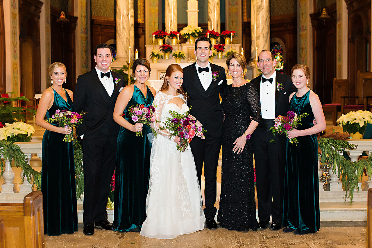 Marianne Steven Indianapolis Central Library Wedding 117