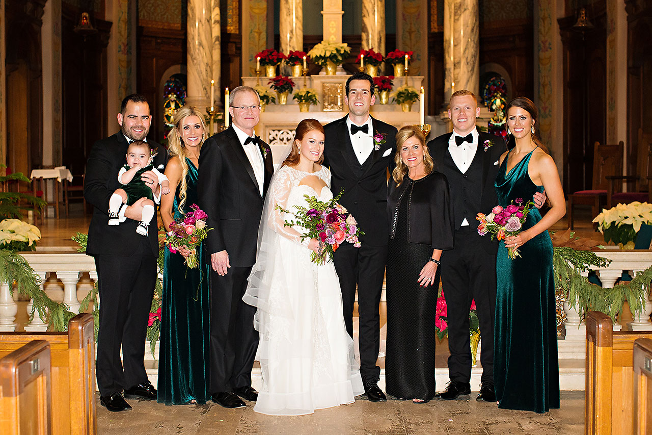 Marianne Steven Indianapolis Central Library Wedding 119