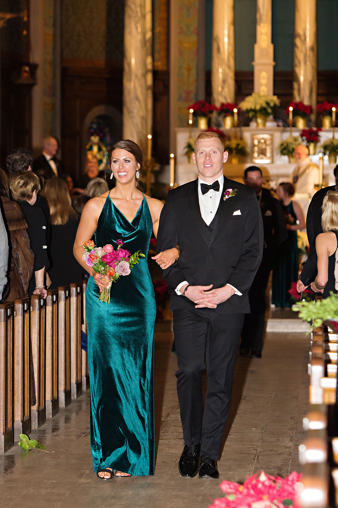 Marianne Steven Indianapolis Central Library Wedding 110