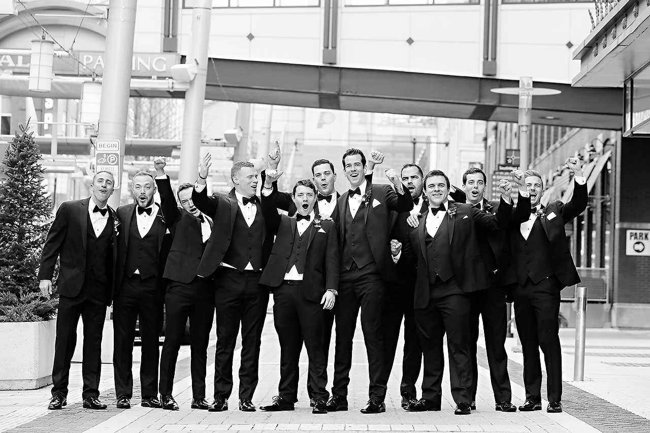 Marianne Steven Indianapolis Central Library Wedding 091