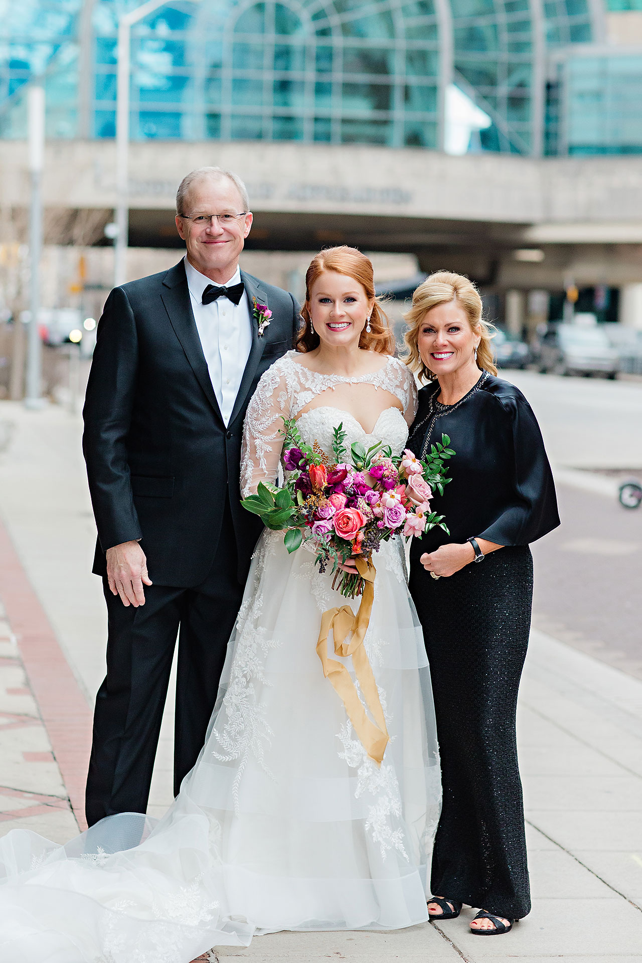 Marianne Steven Indianapolis Central Library Wedding 087