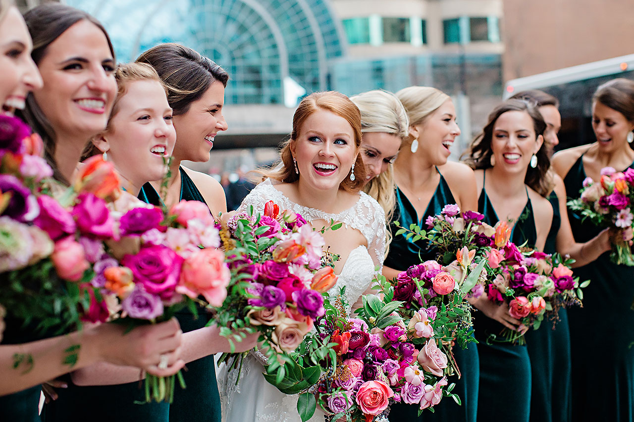 Marianne Steven Indianapolis Central Library Wedding 074