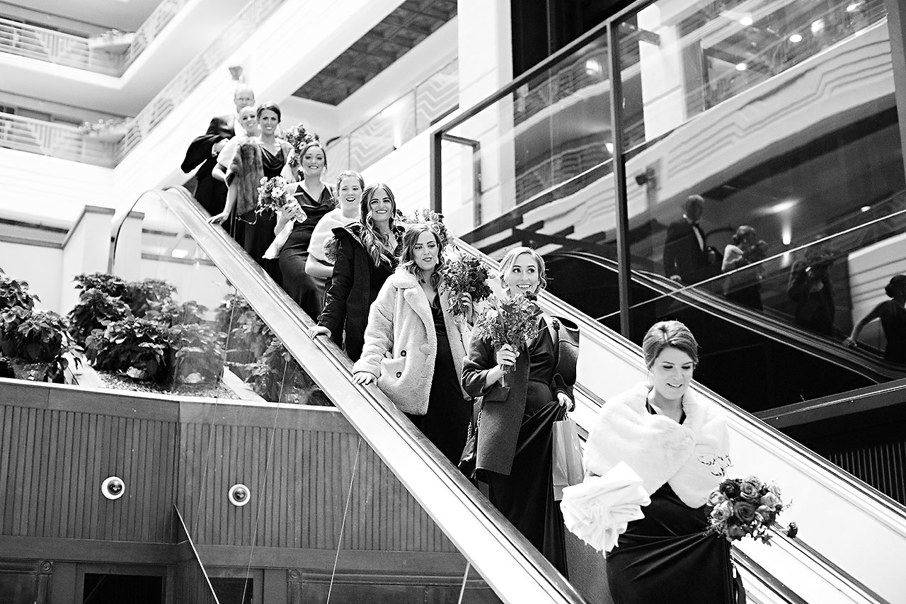 Marianne Steven Indianapolis Central Library Wedding 056