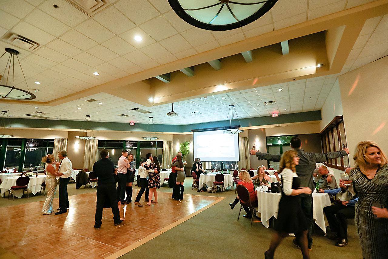 Rhonda Jeff Montage Indianapolis Wedding Reception 277