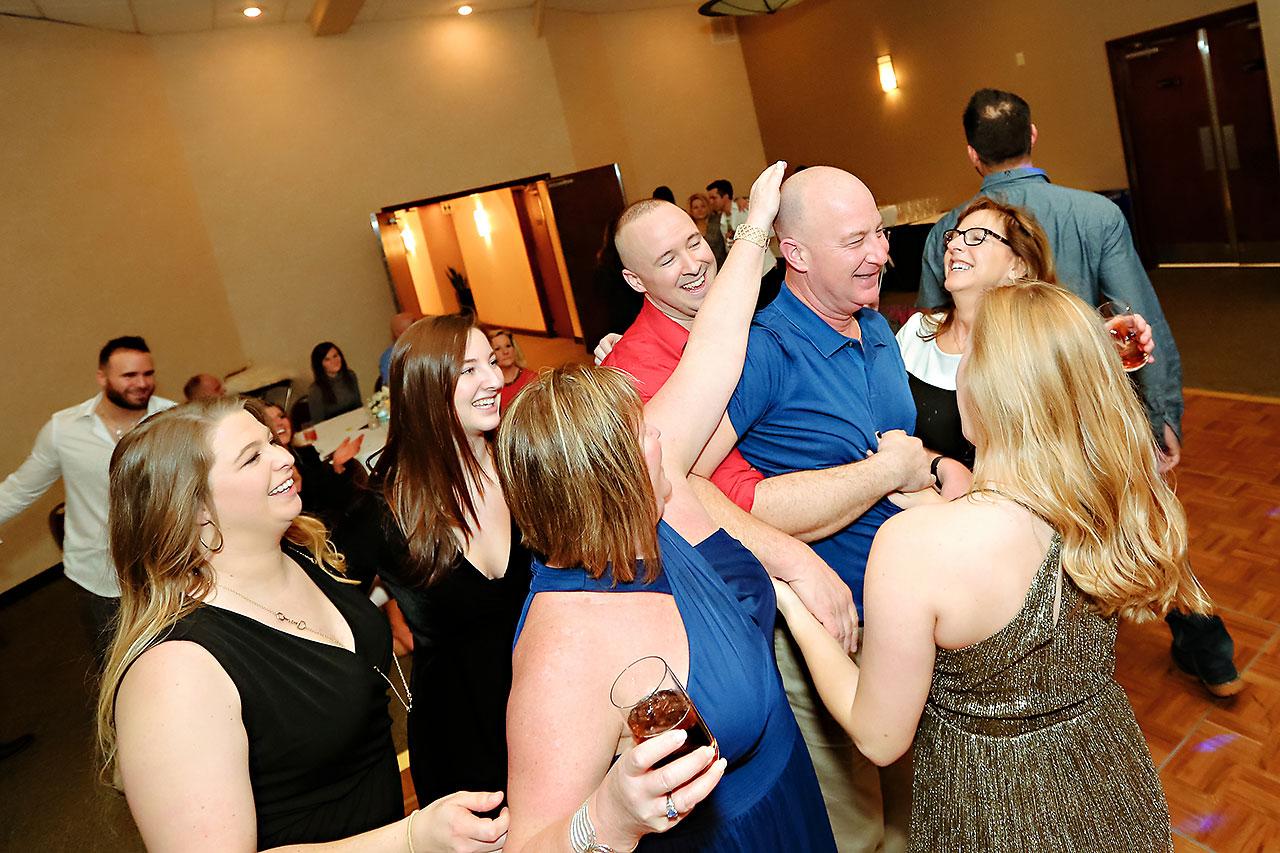 Rhonda Jeff Montage Indianapolis Wedding Reception 273