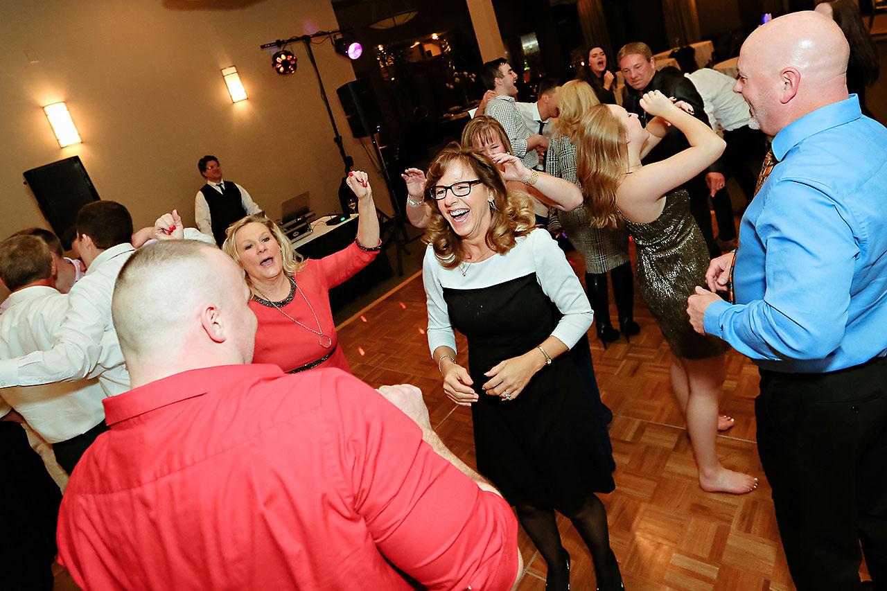 Rhonda Jeff Montage Indianapolis Wedding Reception 269