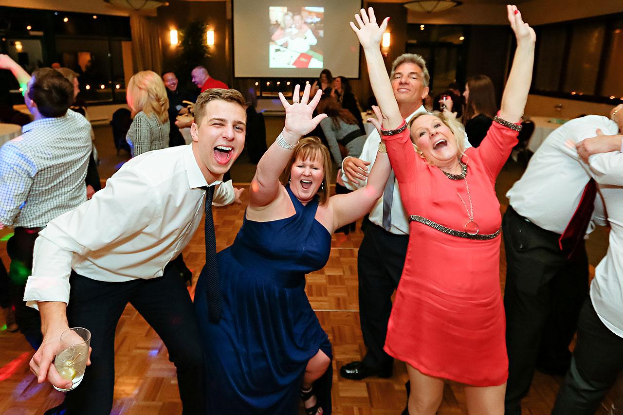 Rhonda Jeff Montage Indianapolis Wedding Reception 265
