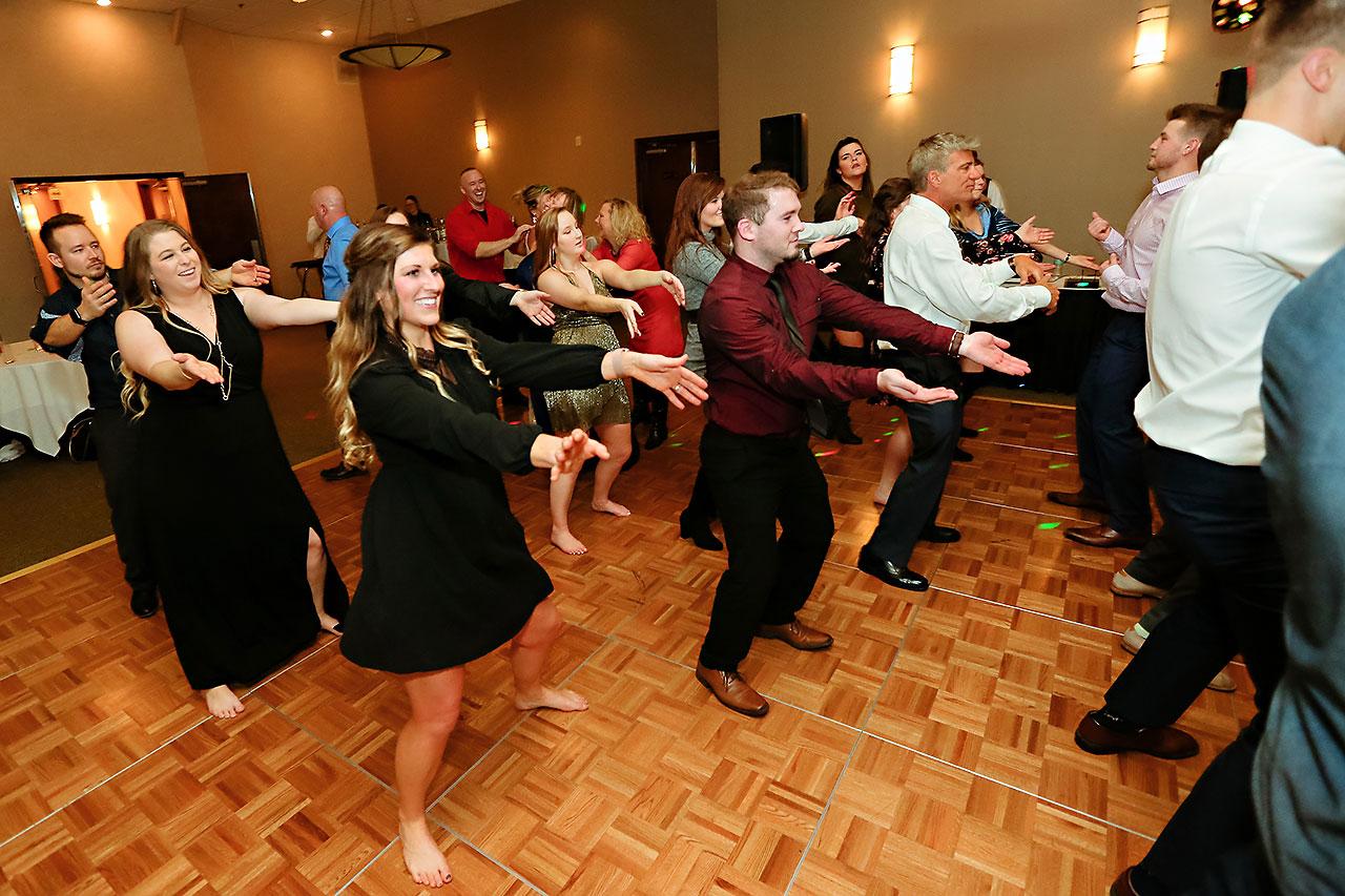 Rhonda Jeff Montage Indianapolis Wedding Reception 262