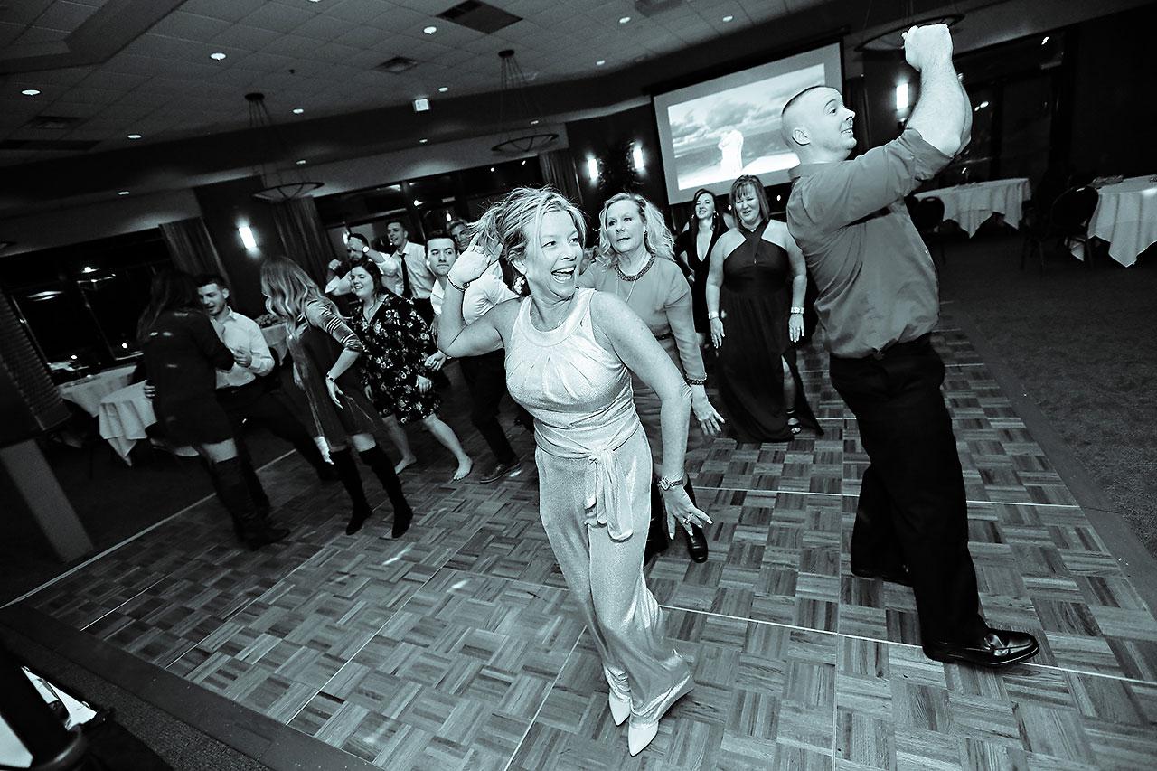 Rhonda Jeff Montage Indianapolis Wedding Reception 263