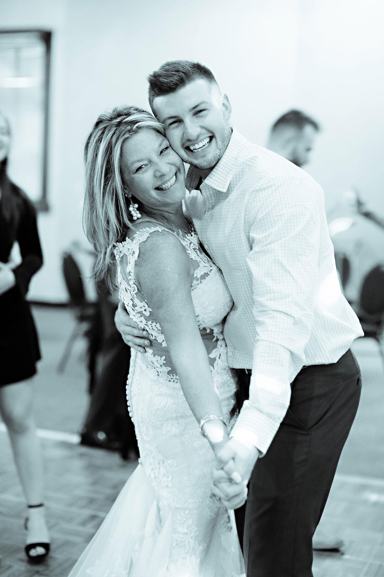 Rhonda Jeff Montage Indianapolis Wedding Reception 257