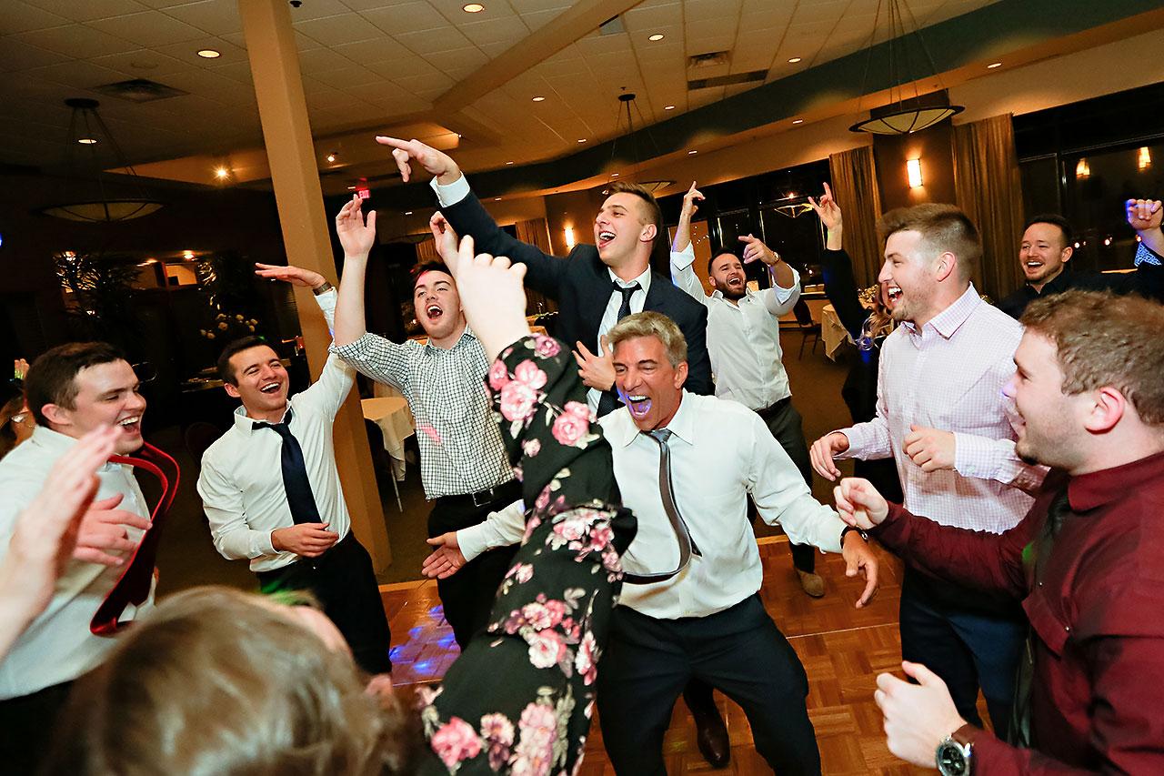 Rhonda Jeff Montage Indianapolis Wedding Reception 248