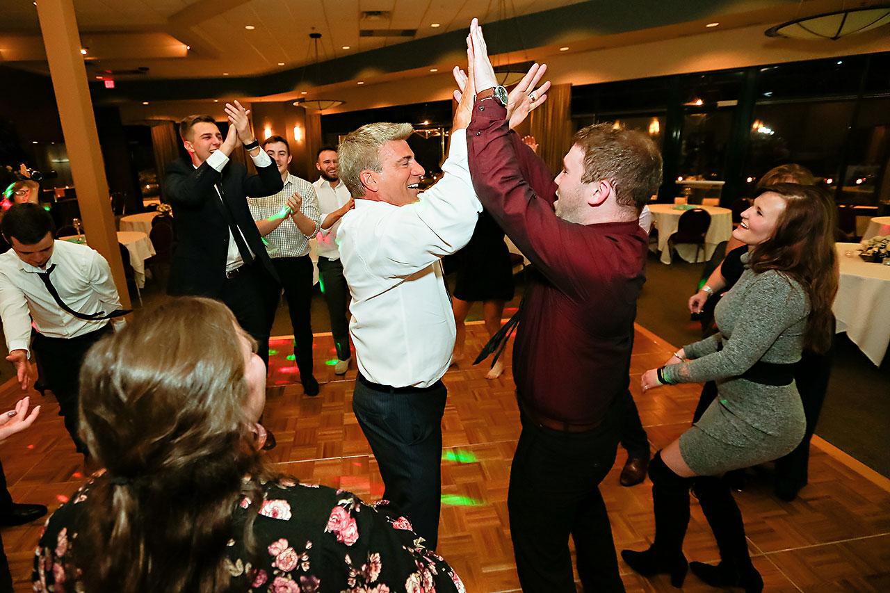 Rhonda Jeff Montage Indianapolis Wedding Reception 249
