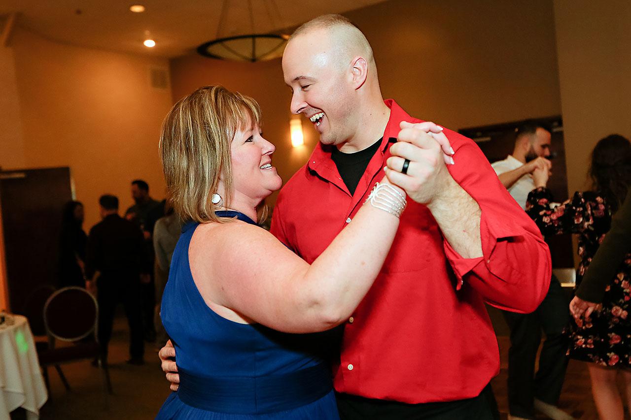 Rhonda Jeff Montage Indianapolis Wedding Reception 245