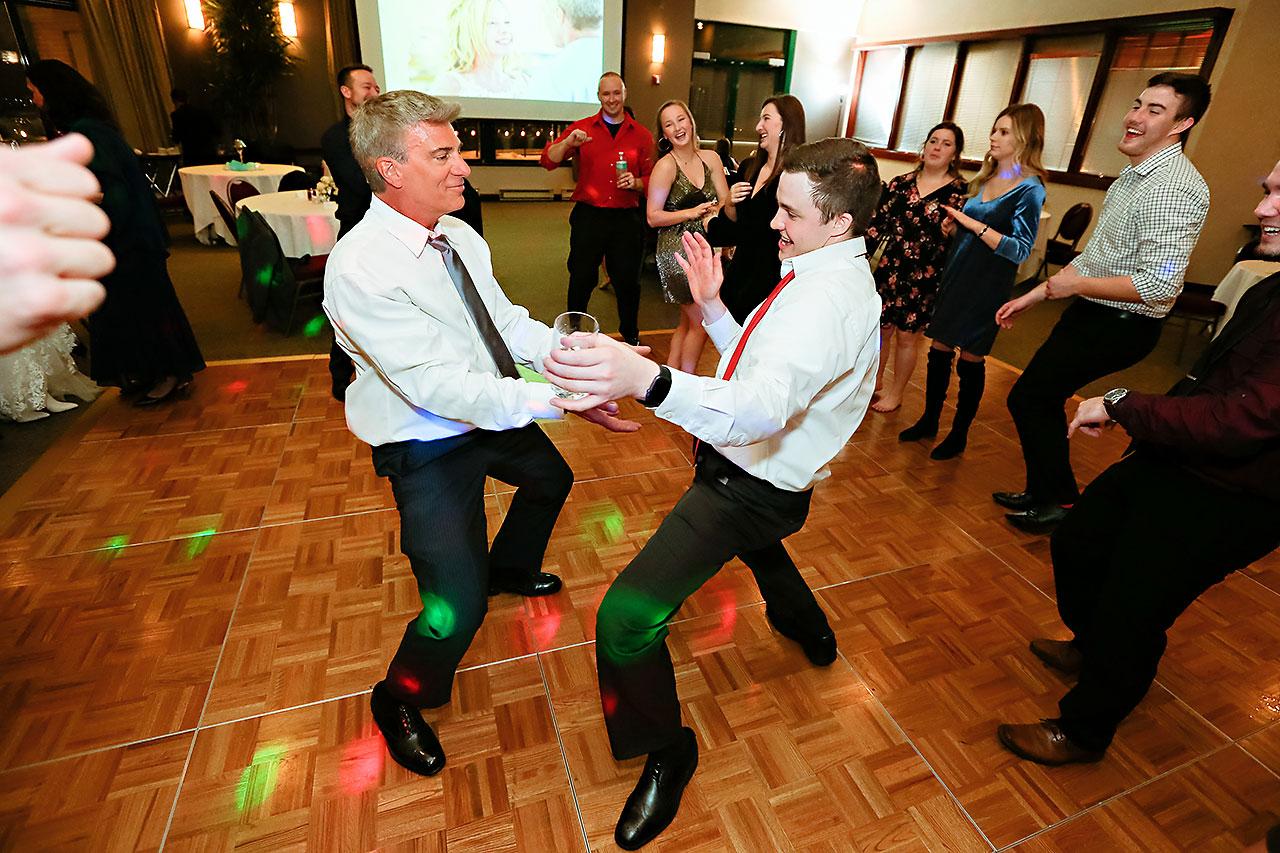 Rhonda Jeff Montage Indianapolis Wedding Reception 241