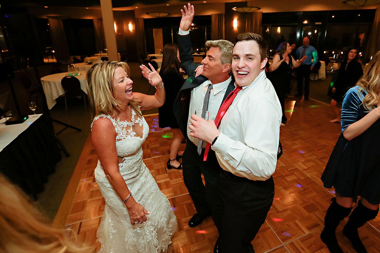 Rhonda Jeff Montage Indianapolis Wedding Reception 238