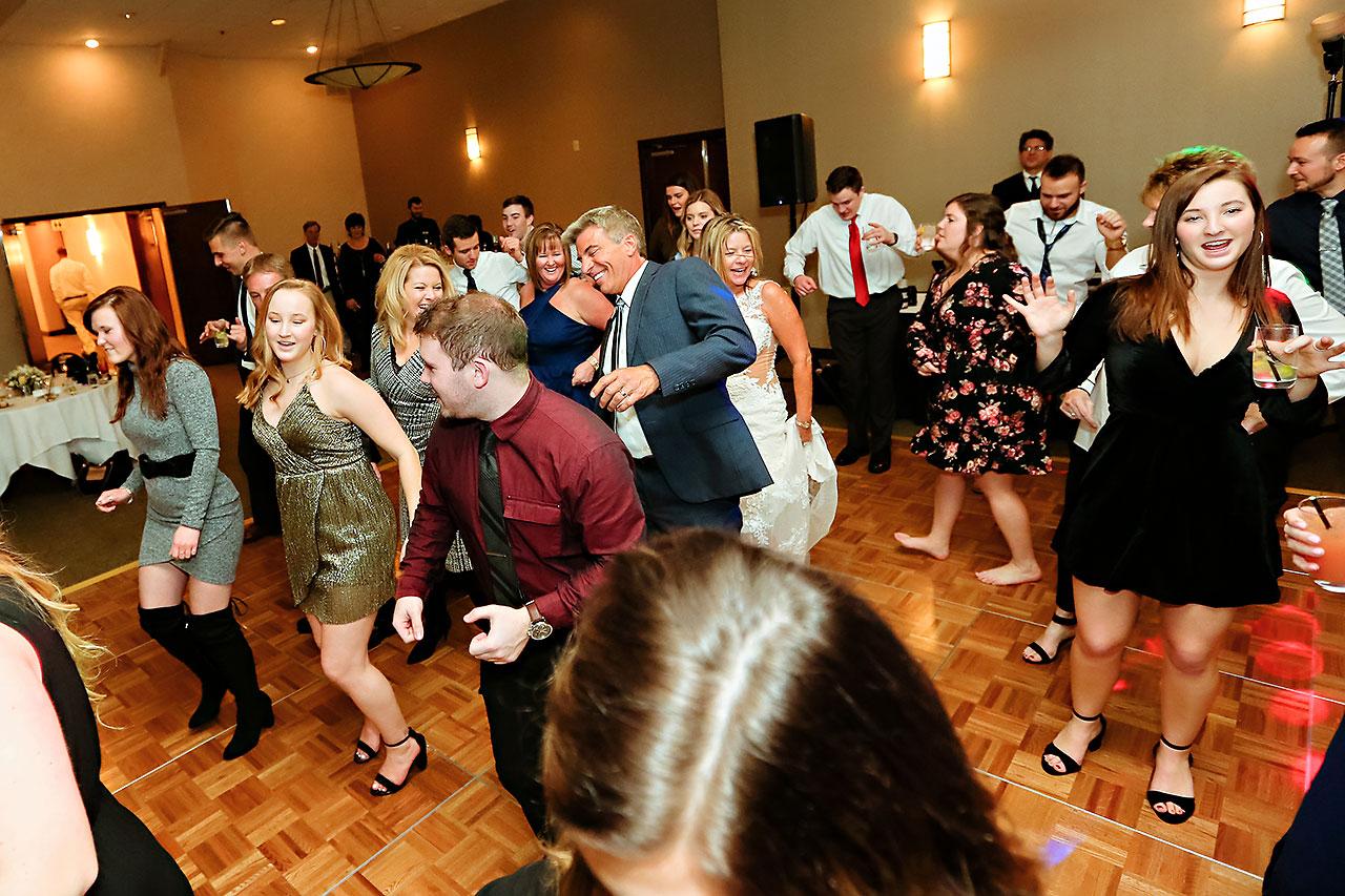 Rhonda Jeff Montage Indianapolis Wedding Reception 235