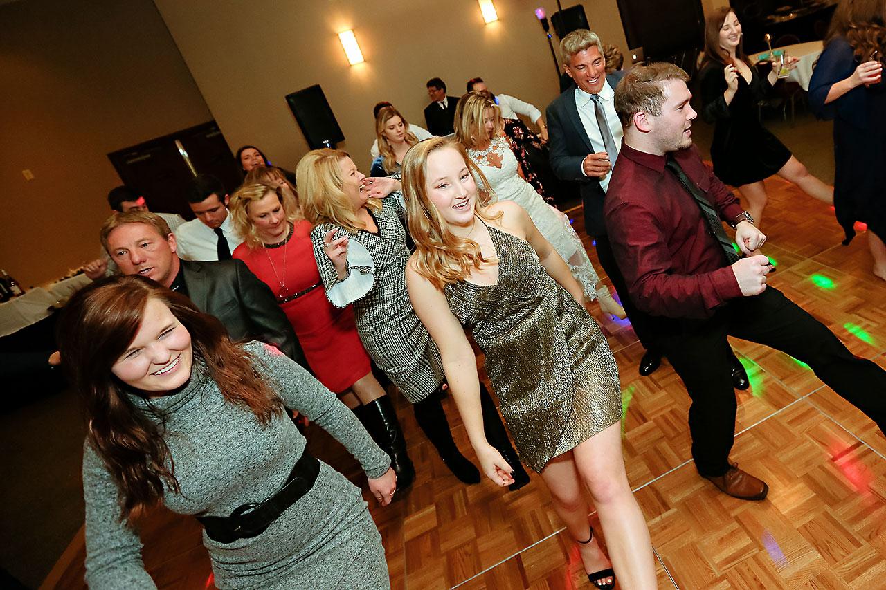 Rhonda Jeff Montage Indianapolis Wedding Reception 236