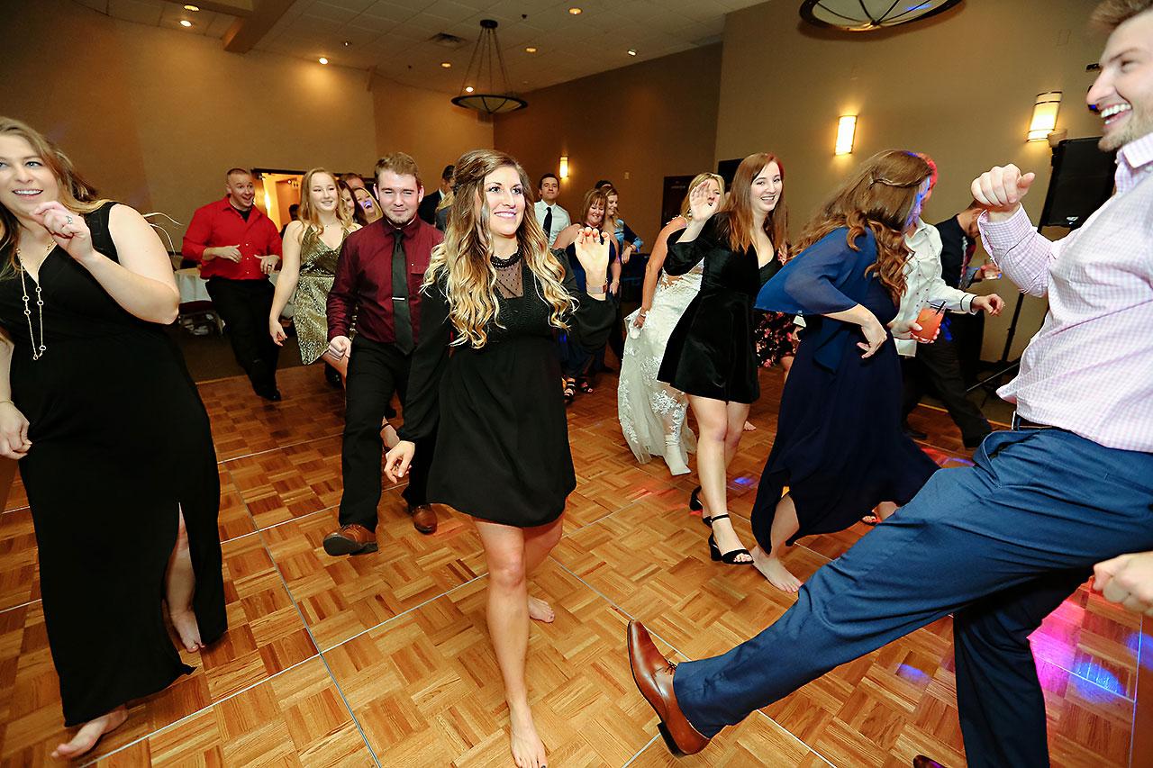 Rhonda Jeff Montage Indianapolis Wedding Reception 228