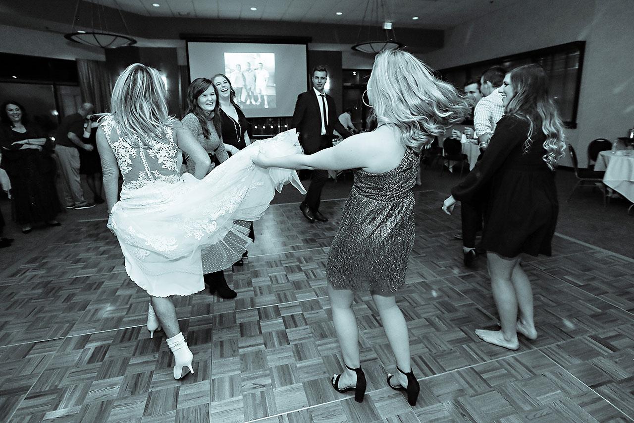 Rhonda Jeff Montage Indianapolis Wedding Reception 218