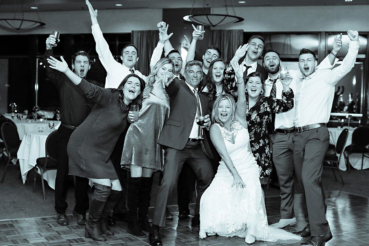 Rhonda Jeff Montage Indianapolis Wedding Reception 207