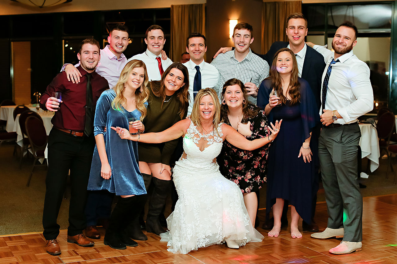 Rhonda Jeff Montage Indianapolis Wedding Reception 204