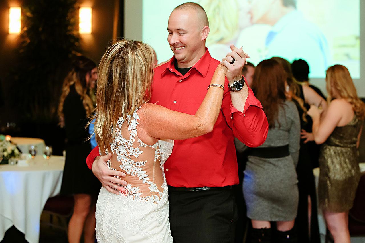 Rhonda Jeff Montage Indianapolis Wedding Reception 178