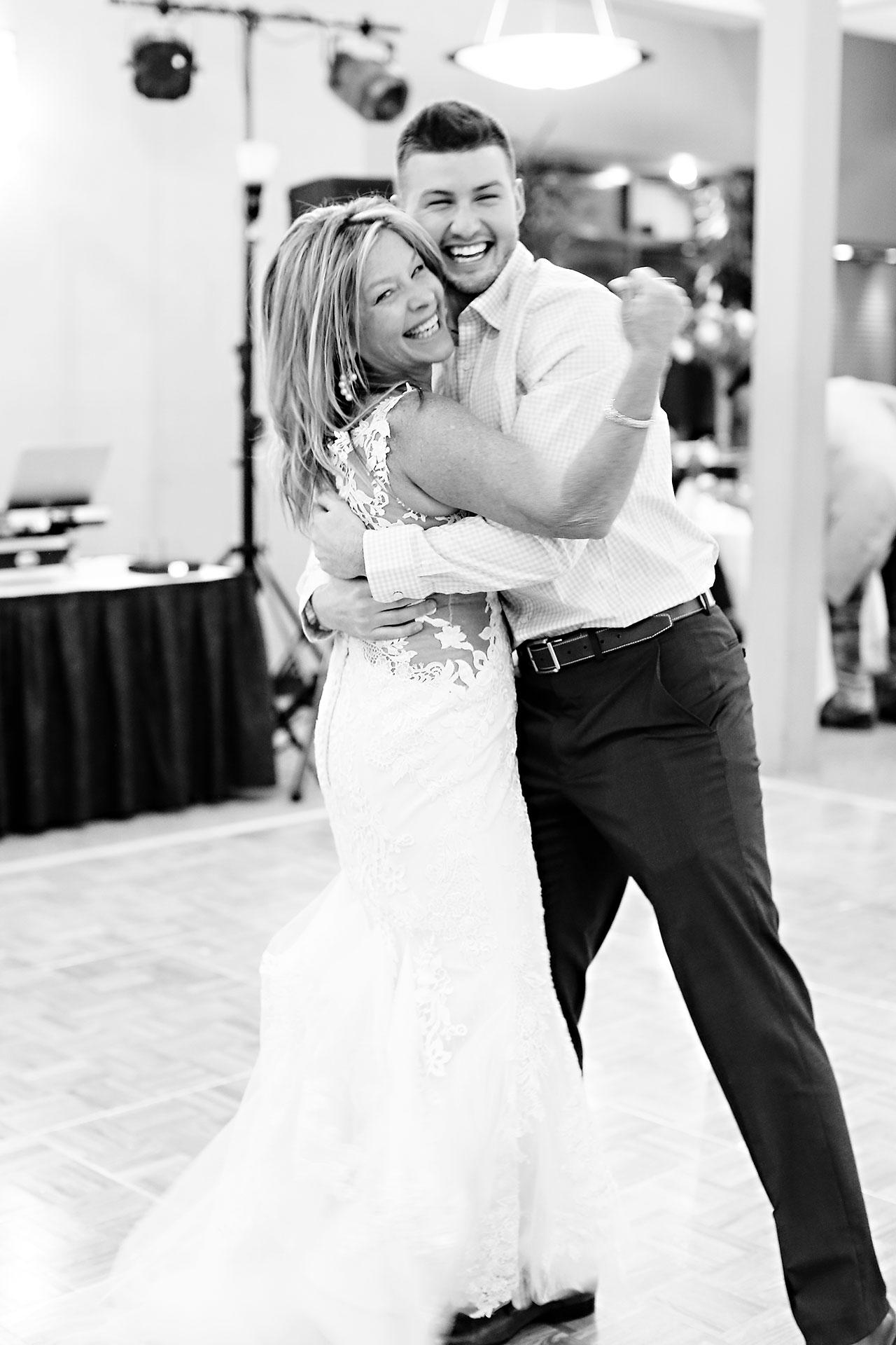 Rhonda Jeff Montage Indianapolis Wedding Reception 171