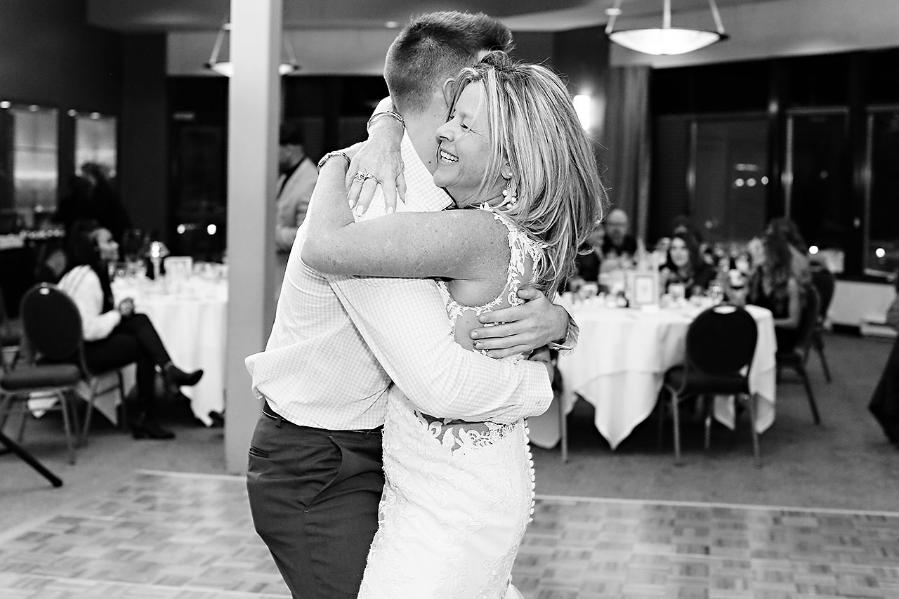 Rhonda Jeff Montage Indianapolis Wedding Reception 168