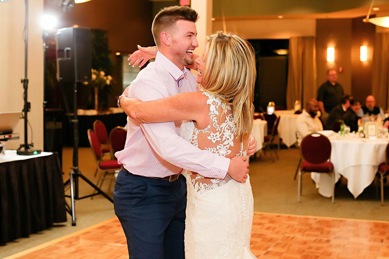 Rhonda Jeff Montage Indianapolis Wedding Reception 167