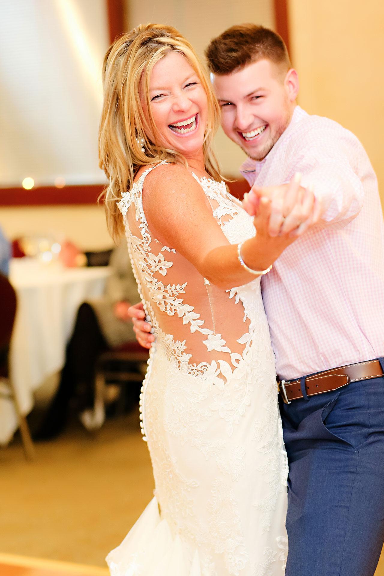 Rhonda Jeff Montage Indianapolis Wedding Reception 160