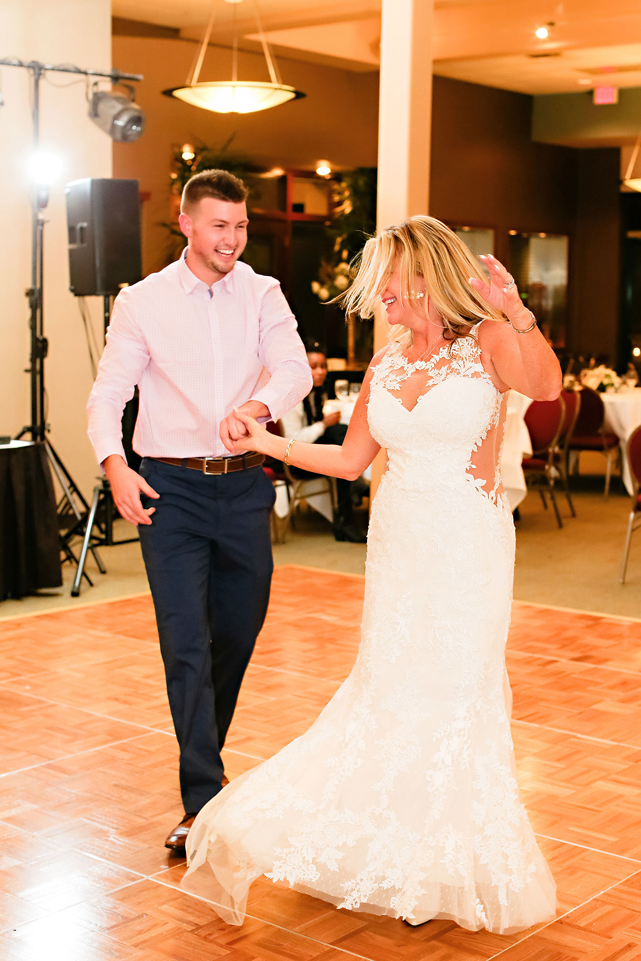 Rhonda Jeff Montage Indianapolis Wedding Reception 157