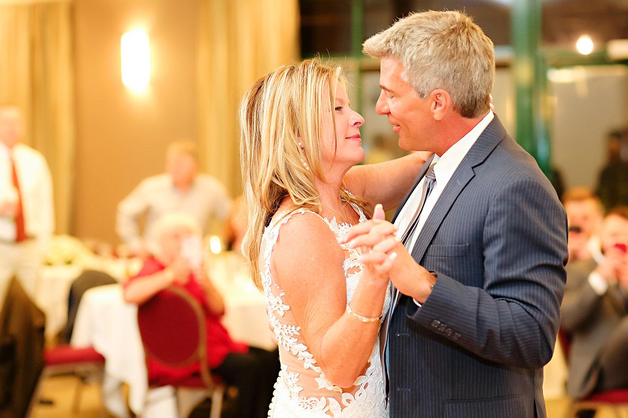 Rhonda Jeff Montage Indianapolis Wedding Reception 155