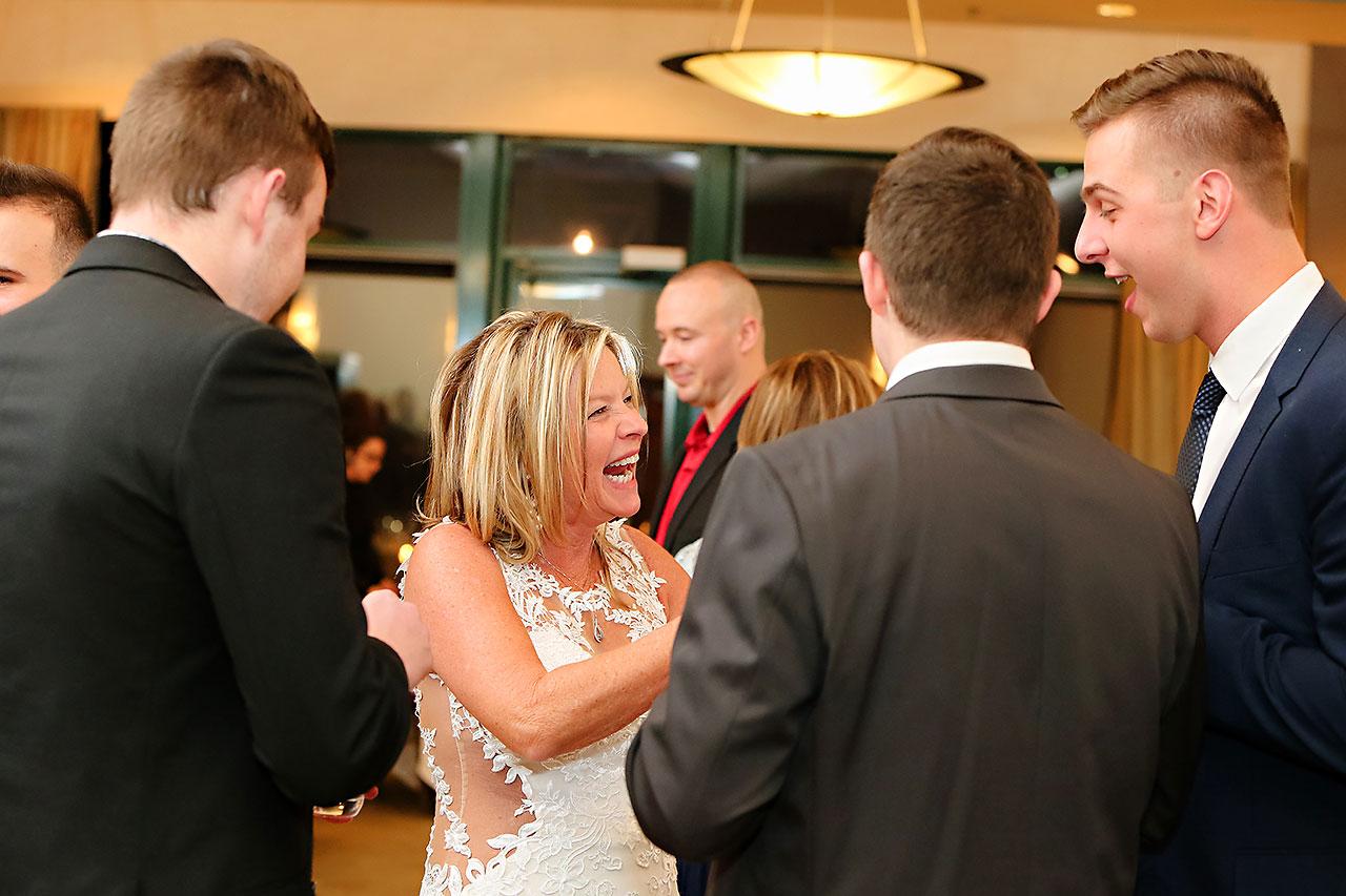 Rhonda Jeff Montage Indianapolis Wedding Reception 145