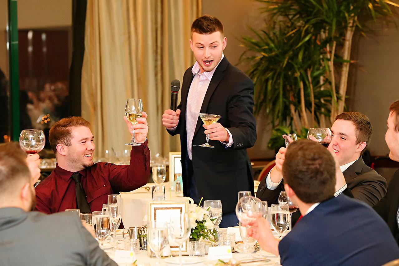 Rhonda Jeff Montage Indianapolis Wedding Reception 141