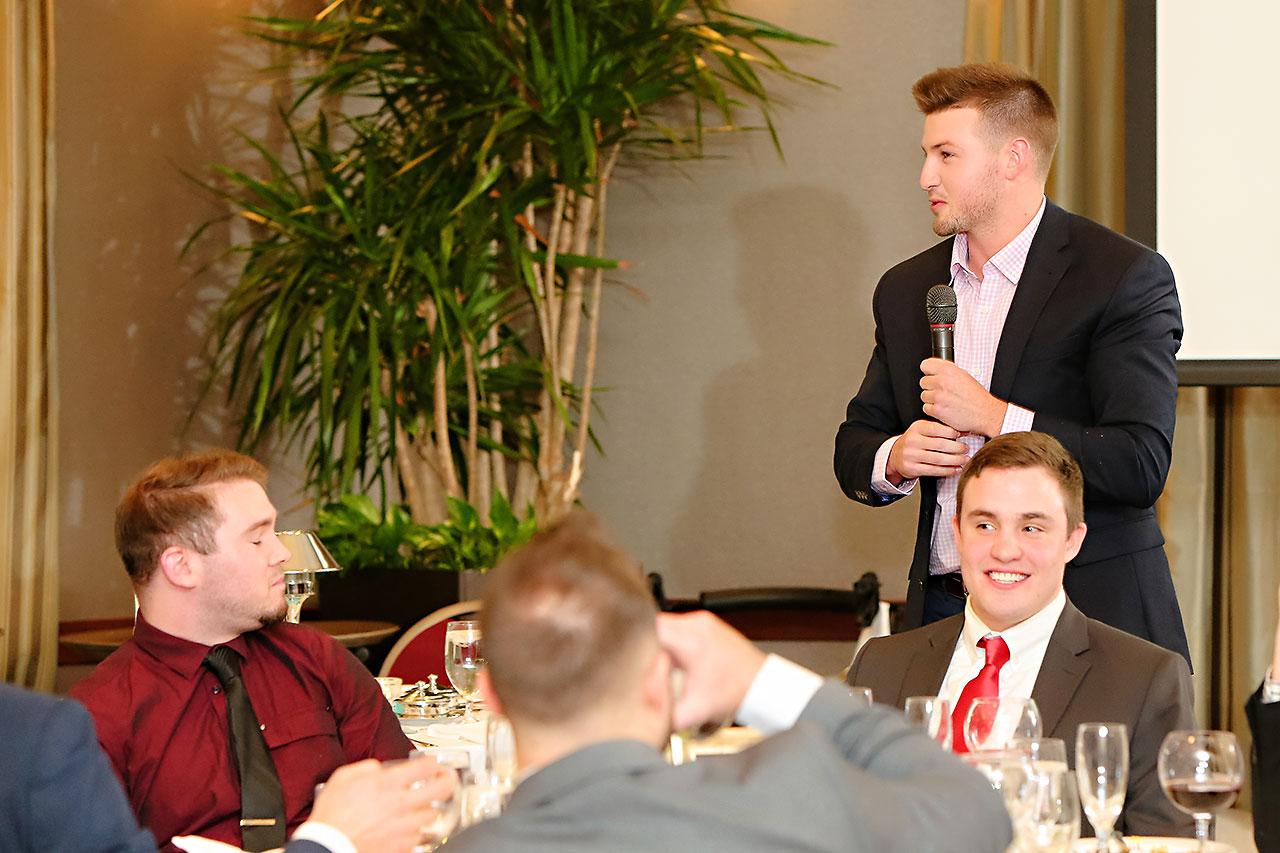 Rhonda Jeff Montage Indianapolis Wedding Reception 139