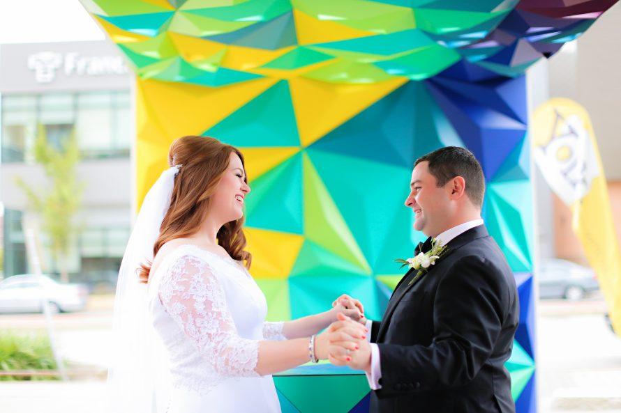 Mollie Josh Wedding