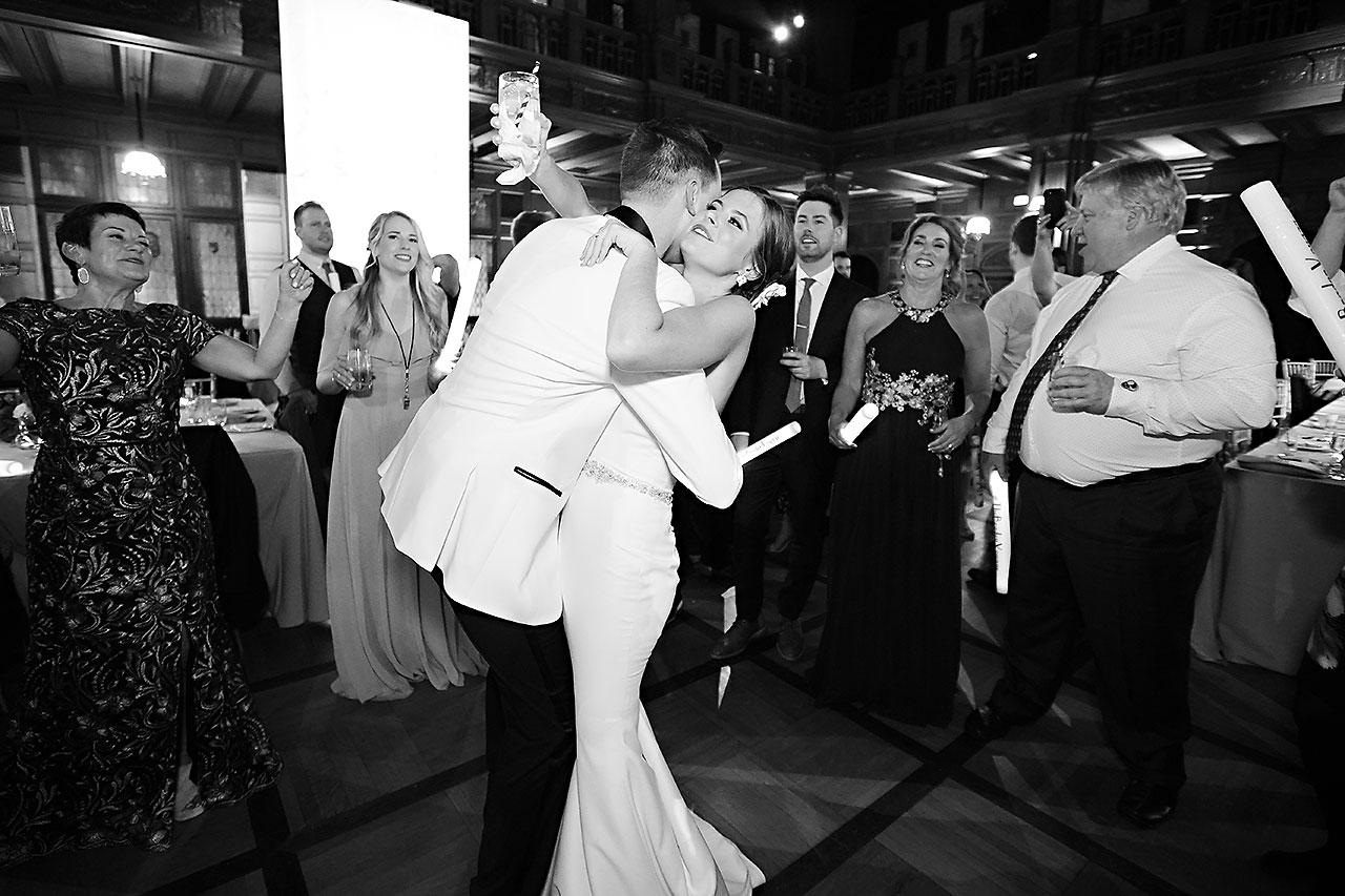 Erin Grant Indianapolis Central Library Scottish Rite Wedding 382