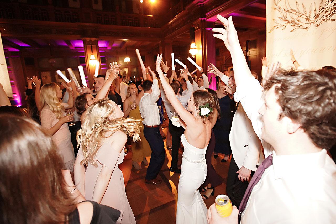 Erin Grant Indianapolis Central Library Scottish Rite Wedding 381