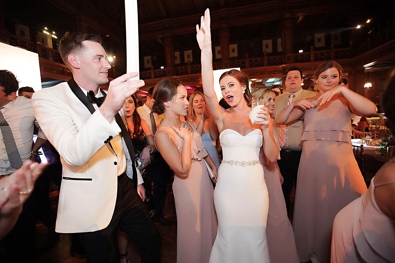 Erin Grant Indianapolis Central Library Scottish Rite Wedding 379