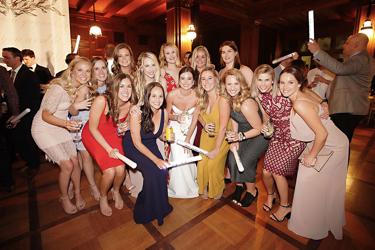 Erin Grant Indianapolis Central Library Scottish Rite Wedding 371