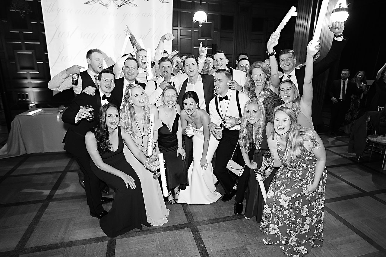 Erin Grant Indianapolis Central Library Scottish Rite Wedding 369