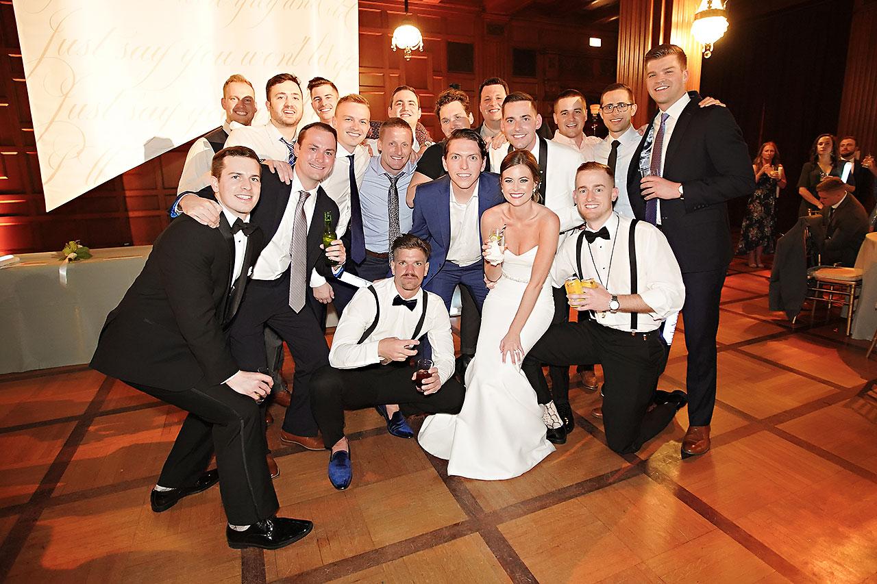 Erin Grant Indianapolis Central Library Scottish Rite Wedding 367