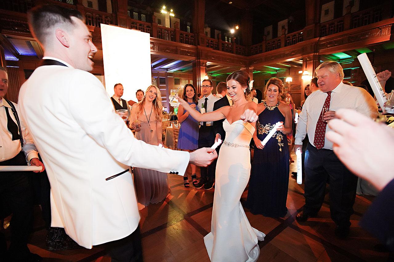 Erin Grant Indianapolis Central Library Scottish Rite Wedding 363