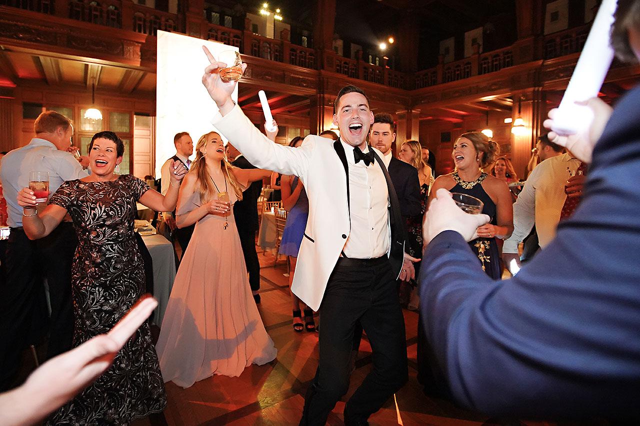 Erin Grant Indianapolis Central Library Scottish Rite Wedding 360