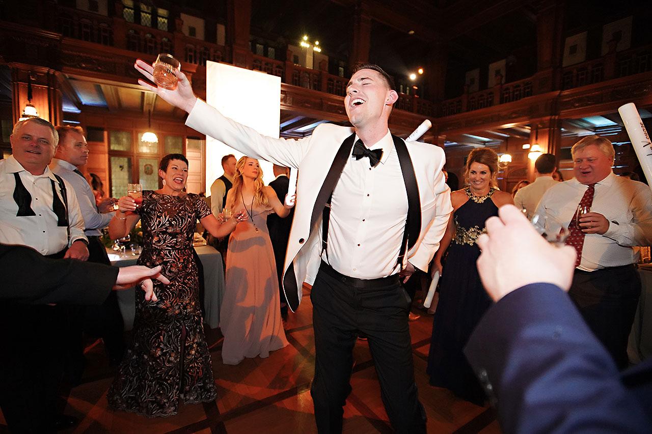 Erin Grant Indianapolis Central Library Scottish Rite Wedding 353