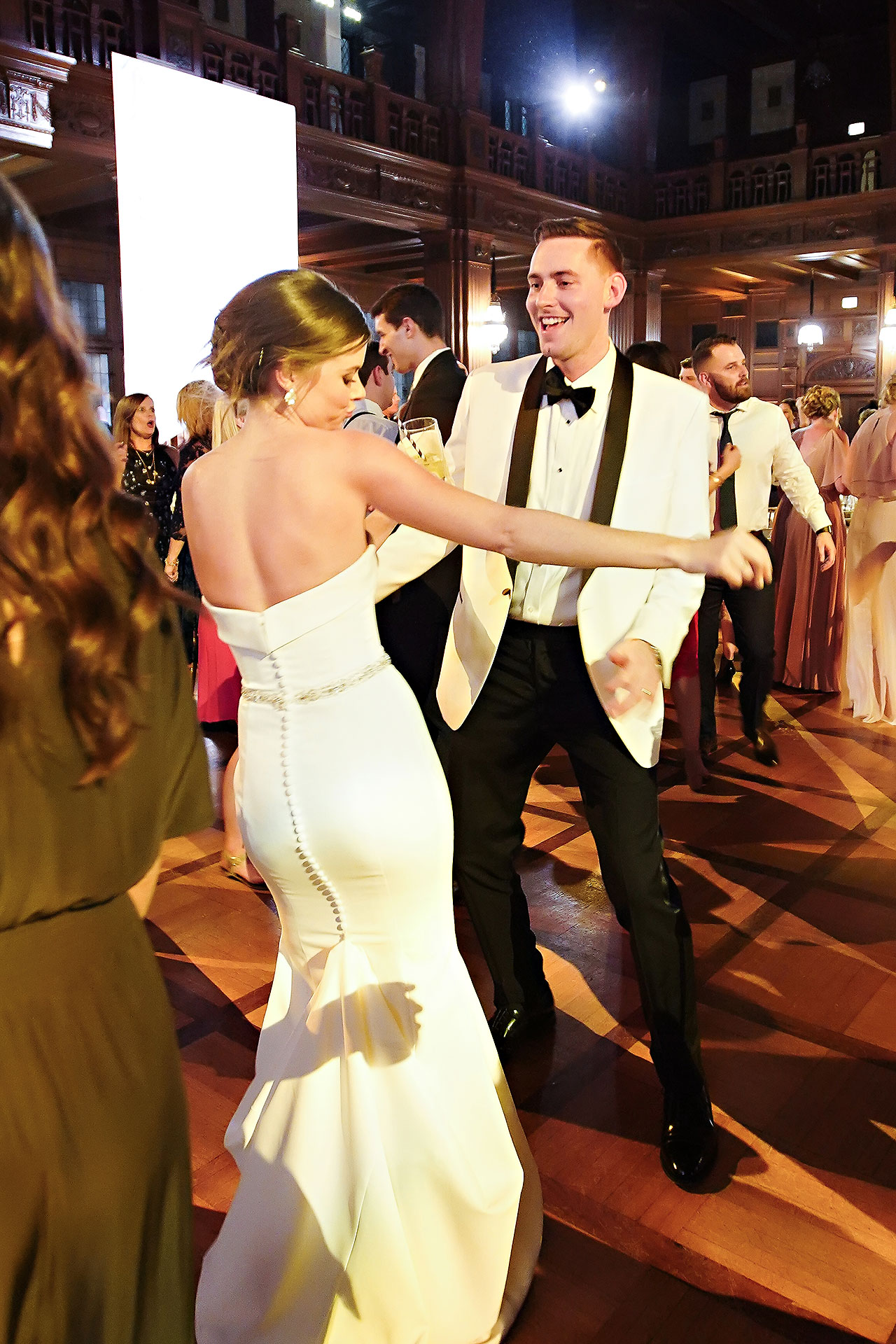 Erin Grant Indianapolis Central Library Scottish Rite Wedding 345
