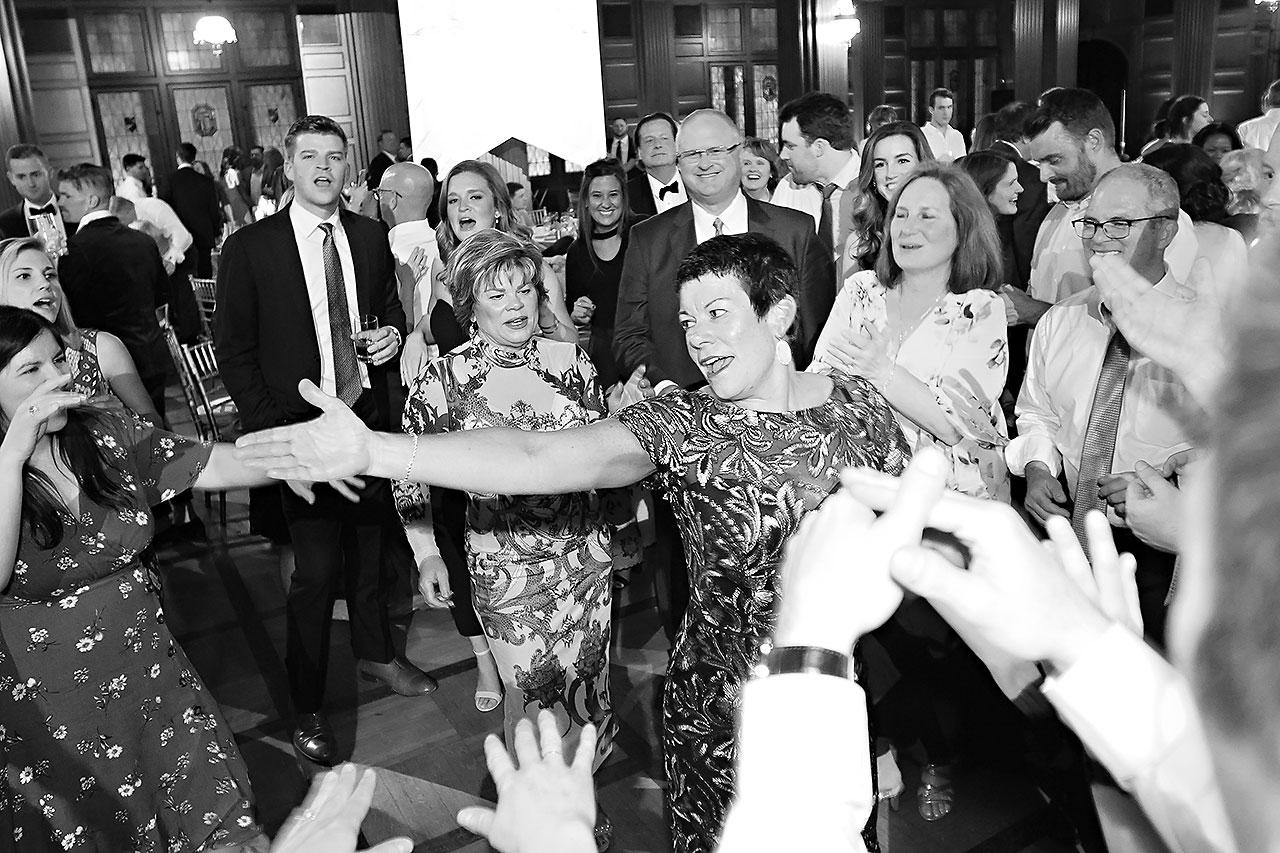 Erin Grant Indianapolis Central Library Scottish Rite Wedding 339